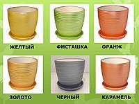 Горшок для цветов Серпантин 1,0 л
