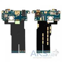 Шлейф для HTC C110e Radar межплатный c кнопками включения, коннектором наушников