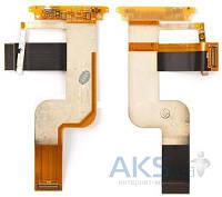 Шлейф для HTC T7272 Touch Pro межплатный с боковыми клавишами и компонентами, CDMA версия