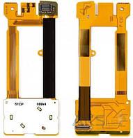 Шлейф для Nokia 3600 Slide с верхним клавиатурным модулем