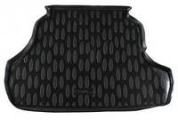 Резиновый коврик в багажник ЗАЗ Forza SD 2011- мягкий Aileron  Элерон