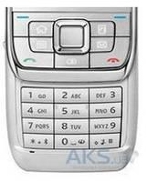 Клавиатура (кнопки) Nokia E66 White
