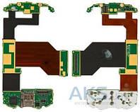 Шлейф для HTC TYTN II P4550 межплатный с компонентами и верхним клавиатурным модулем