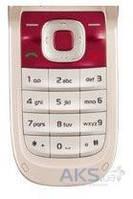 Клавиатура (кнопки) Nokia 2760 Red