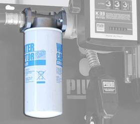 Фильтры для ДТ и бензина PIUSI/CIM-TEK