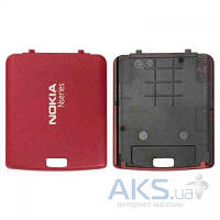 Задняя часть корпуса (крышка аккумулятора) Nokia N95 8Gb Original Red