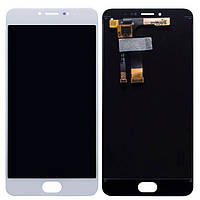 Meizu M3 note LCD+ touchscreen white orig
