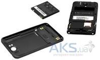 Задняя часть корпуса (крышка аккумулятора) HTC Titan X310e Original Grey