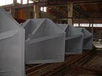 Изготовление и монтажные услуги металлоконструкций