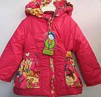 Куртка детская для девочки ТМ Одягайко (арт 2303)
