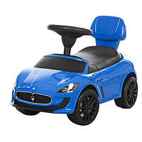 Каталка-толокар Bambi Maserati Z 353-4 Blue (Z 353)