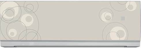Кондиционер NEOCLIMA NEOART NS09LHXS / NU09LHX