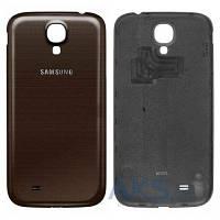 Задняя часть корпуса (крышка аккумулятора) Samsung i9500 Galaxy S4 / i9505 Galaxy S4 Original Brown