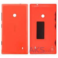 Задняя часть корпуса (крышка аккумулятора) Nokia 525 Lumia Original Orange