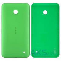 Задняя часть корпуса (крышка аккумулятора) Nokia 630 Lumia Dual Sim Original Green