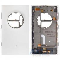 Задняя часть корпуса (крышка аккумулятора) Nokia 1020 Lumia Original White