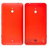 Задняя часть корпуса (крышка аккумулятора) Nokia 1320 Lumia Original Orange