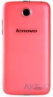 Задняя часть корпуса (крышка аккумулятора) Lenovo A516 Original Pink