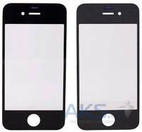 Стекло для Apple iPhone 4, iPhone 4S Original Black