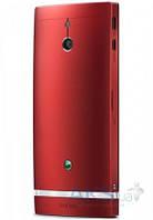Задняя часть корпуса (крышка аккумулятора) Sony Ericsson LT22i Xperia P Red