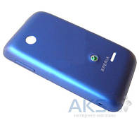 Задняя часть корпуса (крышка аккумулятора) Sony ST21i Xperia Tipo Original Blue