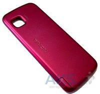 Задняя часть корпуса (крышка аккумулятора) Nokia 5230 / 5233 / 5235 Original Pink