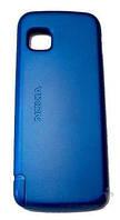 Задняя часть корпуса (крышка аккумулятора) Nokia 5230 / 5233 / 5235 Original Blue