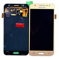 Дисплейный модуль (GH97-17667C) для смартфона Samsung J500H