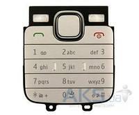 Клавиатура (кнопки) Nokia C1-01 Silver