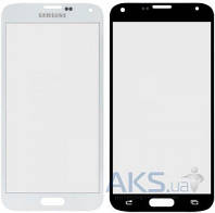 Стекло для Samsung Galaxy S5 G900 Original White