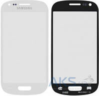 Стекло для Samsung Galaxy S3 mini I8190 Original White