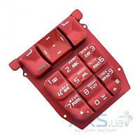 Клавиатура (кнопки) Nokia 3220 Red