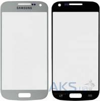 Стекло для Samsung Galaxy S4 mini I9190, I9195, Galaxy S4 mini Duos I9192 Original White