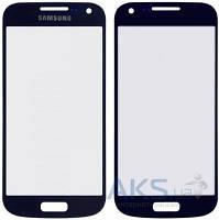 Стекло для Samsung Galaxy S4 mini I9190, I9195, Galaxy S4 mini Duos I9192 Original Blue