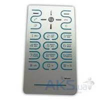 Клавиатура (кнопки) Sony Ericsson Z770 Silver
