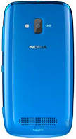 Задняя часть корпуса (крышка аккумулятора) Nokia 610 Lumia Original Blue