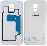 Задняя часть корпуса (крышка аккумулятора) Samsung SM-G900F Galaxy S5 / SM-G900H Galaxy S5 Original White