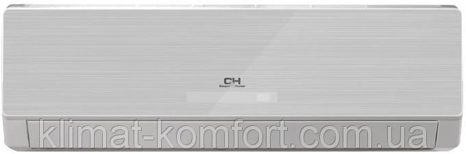 Кондиционер COOPER&HUNTER Eco Plazma Silver CH-S12MKP