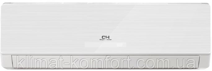 Кондиционер COOPER&HUNTER Eco Plazma White CH-S12LKP