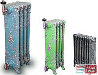 RETROStyle (Турция/Польша) Чугунный радиатор RETROStyle CHESTER 640/215