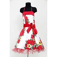 Платье детское праздничное Ретро 3D