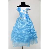 Платье Выпускное Стелла 6-8лет HarMedp-020gol