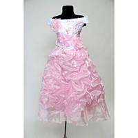 Платье Выпускное Стелла 6-8лет HarMedp-020roz