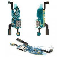 Шлейф для Samsung I9190 Galaxy S4 mini / I9192 Galaxy S4 Mini Duos / I9195 Galaxy S4 mini c разъемом зарядки и микрофоном Original