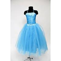 Платье детское праздничное Виктория (6-8 лет)