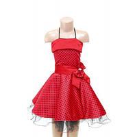 Платье Выпускное Горох Har-027kr (6 лет)
