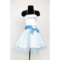 Платье Выпускное Горох Har-027gol (6 лет)