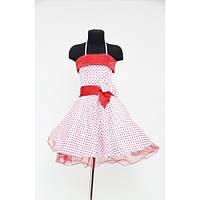 Платье Выпускное Мелкий Горох Har-030kr (6 лет)