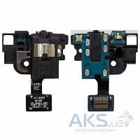 Шлейф для Samsung I9500 Galaxy S4 с разъемом гарнитуры Original