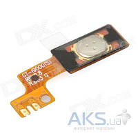 Шлейф для Samsung i9000 Galaxy S / i9001 Galaxy S Plus / i9003 Galaxy SL с мембраной кнопки включения Original
